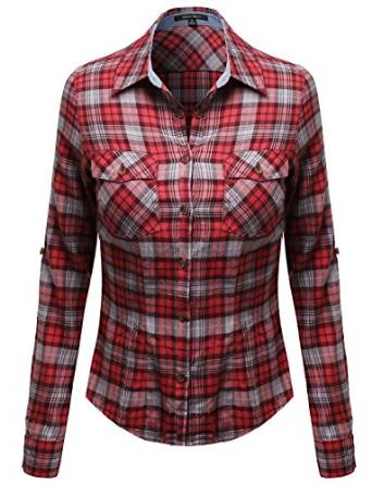 girls checkered shirt 2016