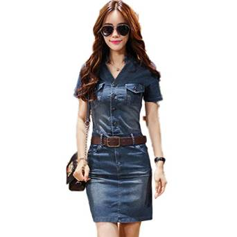 best denim dress 2016