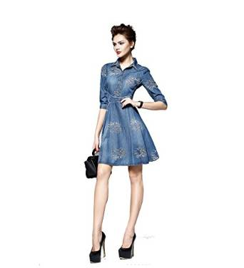 denim dress 2016