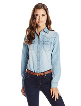 womens denim shirt 2020