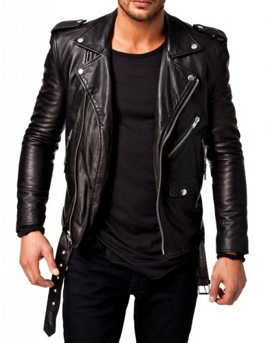 Casual Leather Jackets For Men 2016-2017 – Wearing Casual