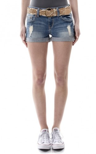 ladies best denim shorts