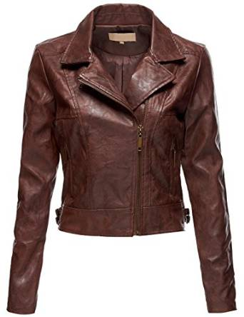 leather jacket for ladies 2016