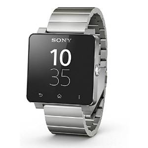 smartwatches for men 2016 wearing casual sony smartwatch 2 metal band silver