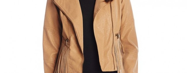 2016 suede jacket