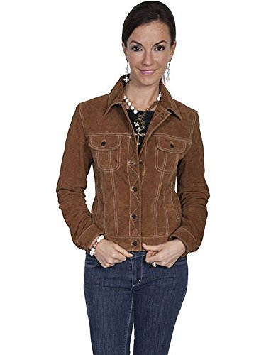 ladies suede jacket 2016