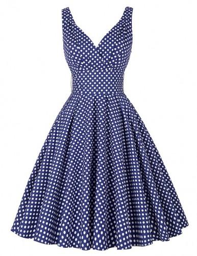2016 vintage dress