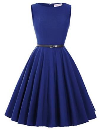 Vintage Swing Dresses 2016