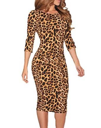 animao print dress 2016