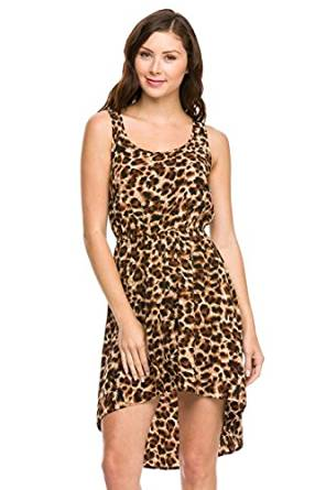perfect animal print dress