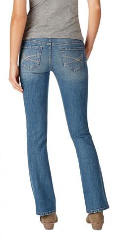 2016-2017 girls bootcut jeans