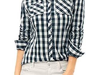 2017 checkered shirt