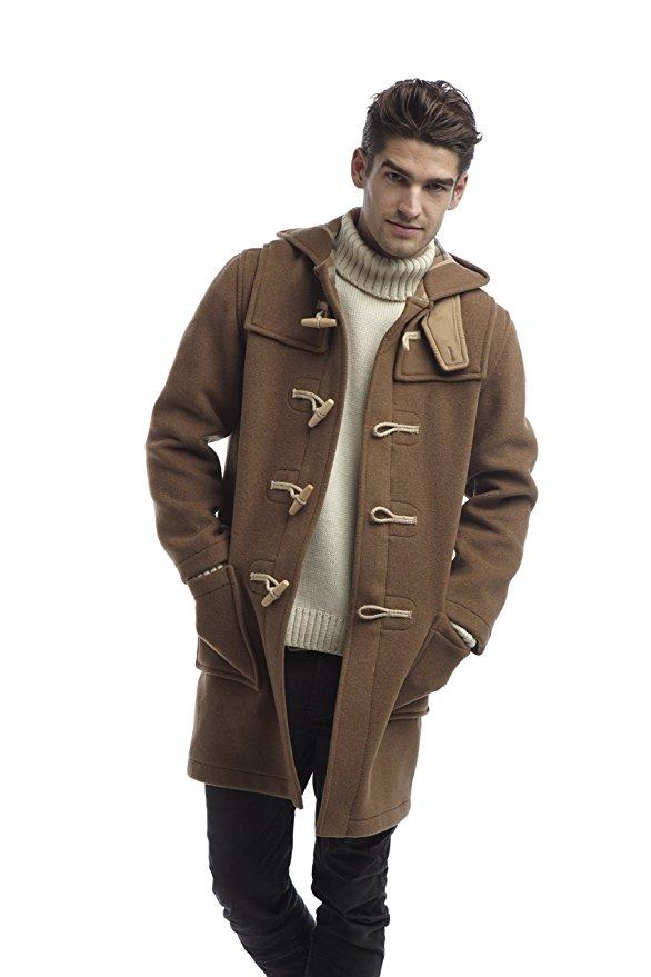 Duffle Coats For Men 2017 – Wearing Casual