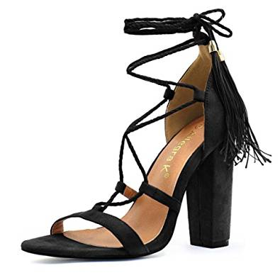 sandal with tassels 2017