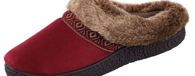 2017 cosy slippers