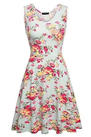 2017 floral dresses