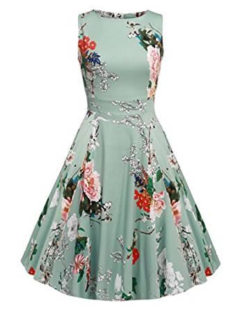 floral dress 2017