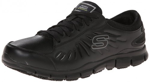 slip resistant shoe