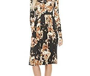 2017 floral dress