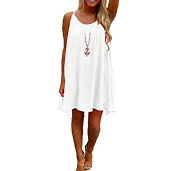 2018 white dress