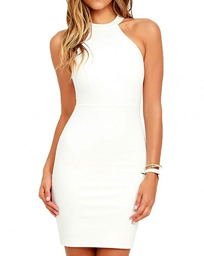 amazing white dress 2017-2018