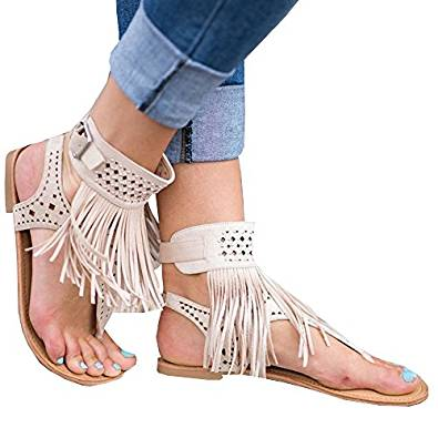 sandals with tassels 2018