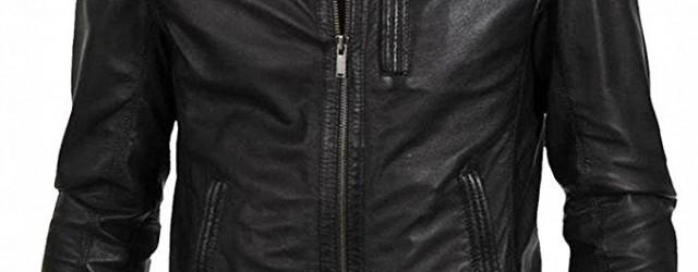 2018 leather jacket