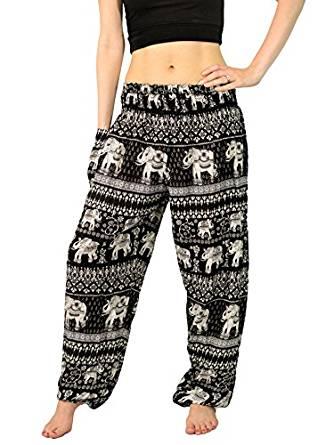 2018 printed pants