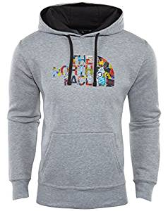 The North Face Mens Half Domens E Hoodie 2018