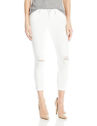 ladies white jean 2018