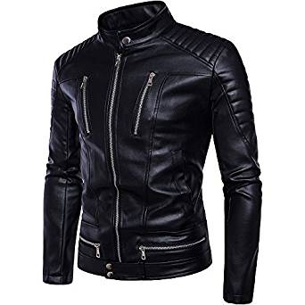 Men's Leather Jackets 2018
