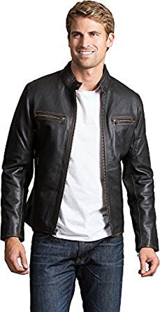 leather jacket for men 2018