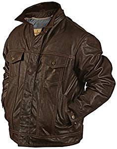 mens leather jacket 2018