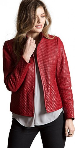 best leather jacket for women 2018