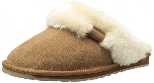 best shearling slippers for women 2018