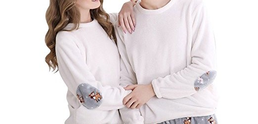 2018 couple pajamas