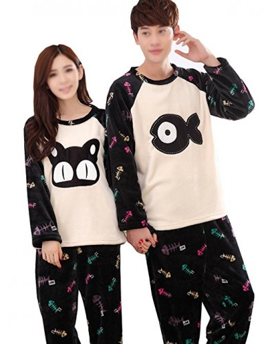 couple pajama 2018