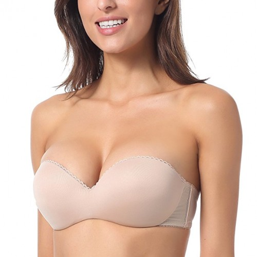 Bra Push Up Strapless Bras 2018
