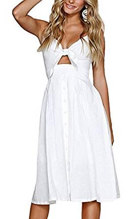 white dress 2020