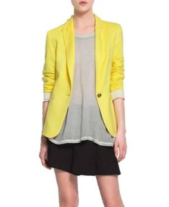 2015 casual blazer