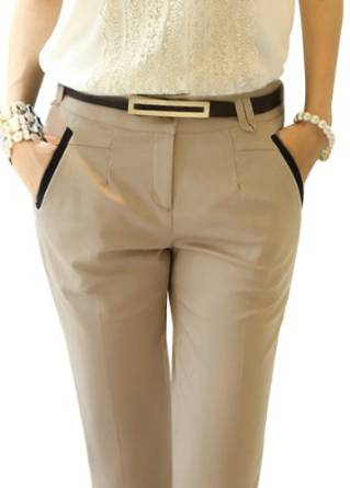 casual trousers for women 2015