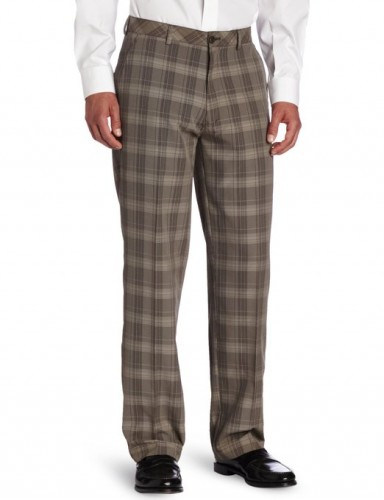 plaid pants for gents 2015