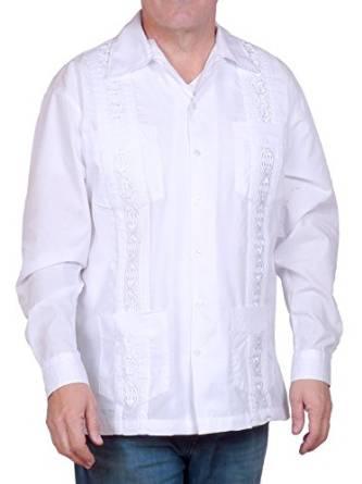 2015 2016 mens guayabera shirts
