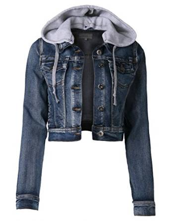 2015 denim jacket for women