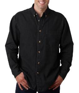 2015 denim shirt for men