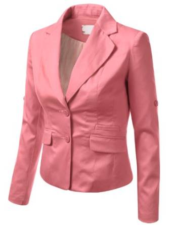 2015 ladies blazer