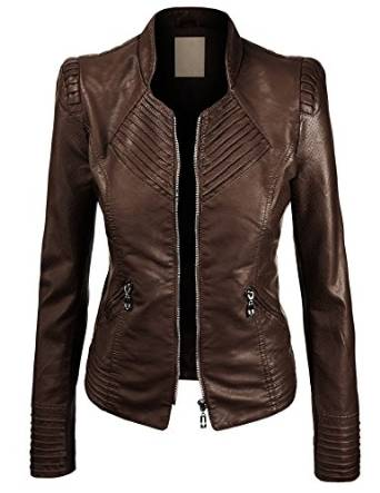 2015 womens leather jacket