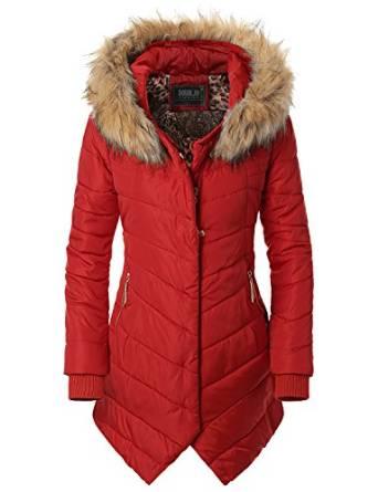 ladies best parka coat 2015