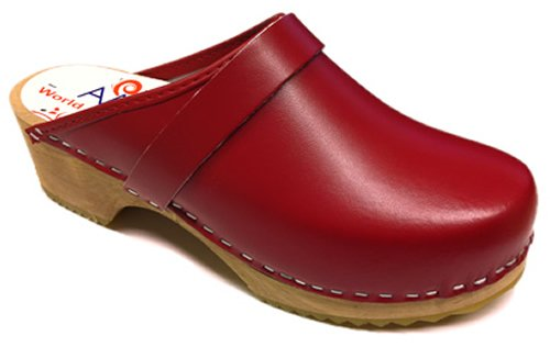 red clogs women 2015
