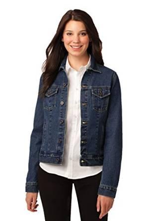 latest denim jacket for women 2015-2016